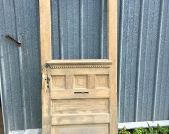 Antique salvaged doors