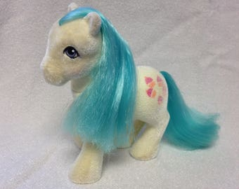 Vintage Hasbro My little Pony So-Soft Cupcake