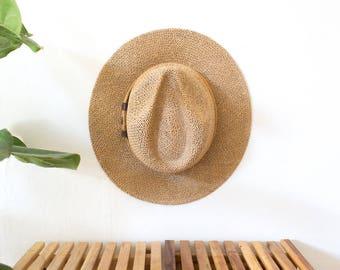 summer club natural fiber hat X/XL