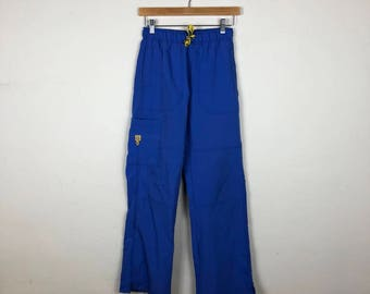Vintage Purple Pants Size XS, Sporty Track Pants, Purple Track Pants, Women's Track Pant