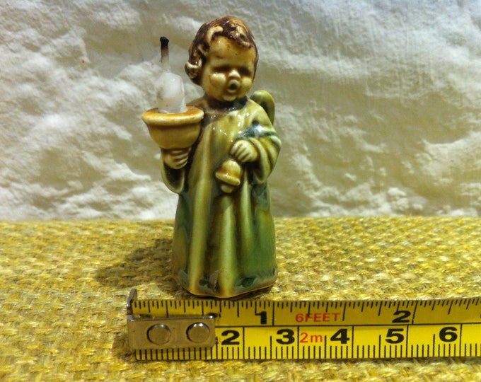 Vintage ceramic angel decoration object beautiful