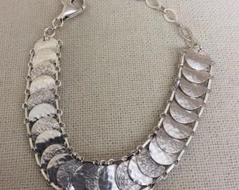 Silpada Simply Sequin Bracelet