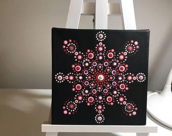 Mandala -Dot art