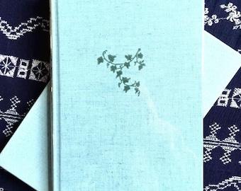 Vintage book Alice's Adventures Under Ground folio-encased EXACT facsimile of hand-drawn Lewis Carroll manuscript, inspired Alice/Wonderland