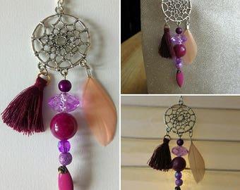 dream catcher feather tassel beads dream catcher 16409