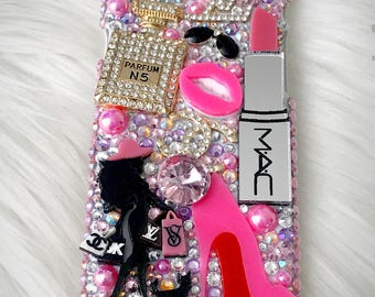 Shopoholic girl- Iphone 7 Case Cover