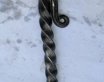 Hand Forged viking style eating pin