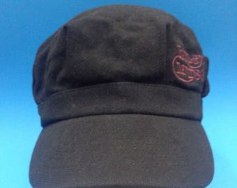 Vintage Harley Davidson Fitted Adjustable 1990s