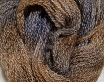 Handspun DK Wool Yarn (Lot 24)