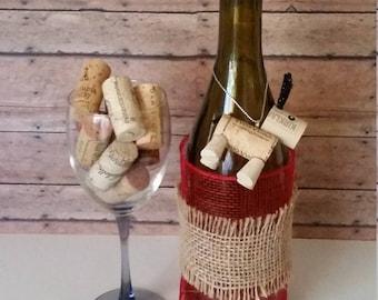 Deer cork ornament, deer, deer decor, christmas deer, wine corks, ornments, christmas ornaments, cork crafts, cork, wine cork gifts