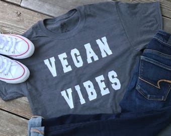Vegan Vibes T-shirt