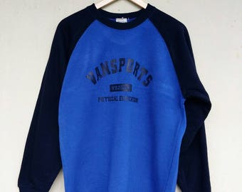 Vansports Physical Education shirt sweatshirt sweater pullover jumper