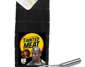 The Walking Dead Bob Tainted Meat Kitchen Towel