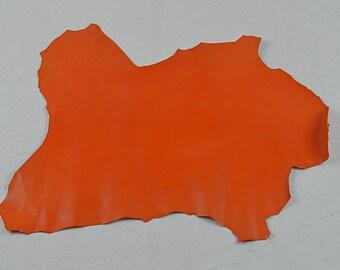 Mandarin lamb skin