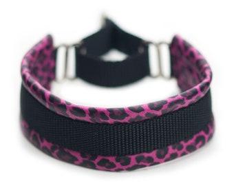 DOG COLLAR   Martingale collar   Sighthound collar   Saluki collar   Whippet collar   Collar   Fun dog collar   Leopard collar