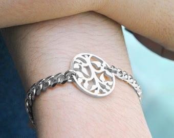 Tree Bracelet Silver ONLY 29