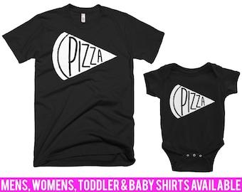 Pizza Family Shirts Pizza Family Tshirts Pizza Shirt Family Pizza Crewneck