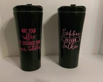 Travel Coffee Drink mugs