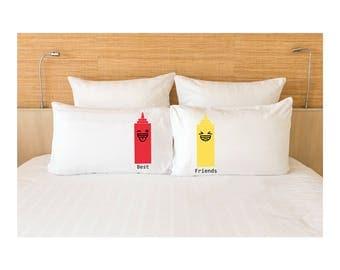 Couple Pillow Case | Pillow Case Couples | Pillow Case His and Her | Couples Pillow Case | Couple Matching Pillow Cases | Pillowcase Gift