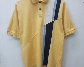 20% OFF Vintage Mr.Junko By Junko Koshino For Men Polo Shirt Fashion Designer Nice Design Medium Size