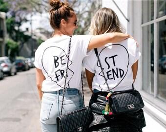 Best Friend Shirts, Bff shirts, Best Friend T-Shirts, Matching Best Friend Shirts, Unisex, Best Gift
