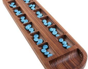 Walnut Mancala Board