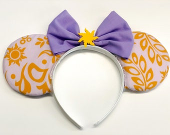 Tangled Rapunzel Inspired Mouse Ears