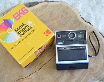 Vintage Kodak EK6 Instant Camera
