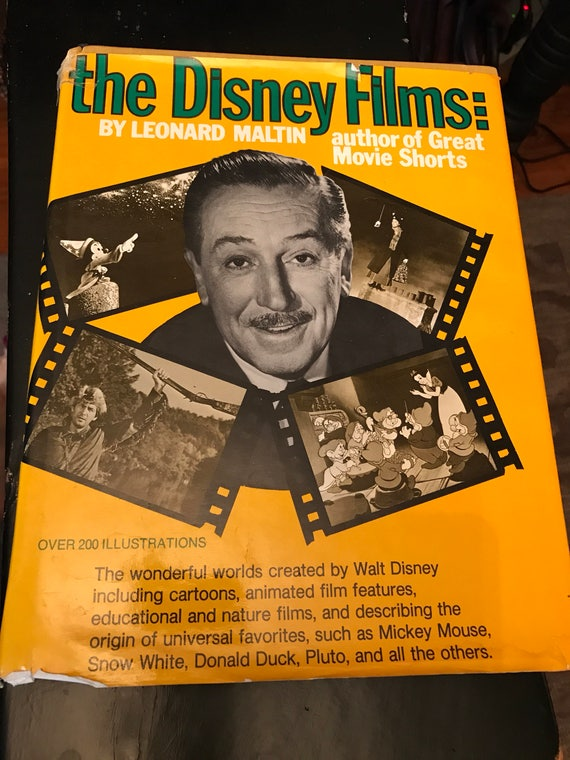 analysis of the disney films by leonard maltin Leonard maltin is one of the most known and respected film critics and historians around today  many of the live action and some of the animated disney films from .