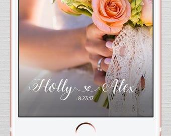 Wedding Snapchat Filter, Wedding Snapchat Geofilter, Wedding Snapchat, Wedding Geofilter, Wedding Filter, Wedding Snap Chat, White Heart
