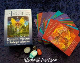 Angel Card Reading Email with Photos by Claircognizant Tarot Reader of 27 years experience