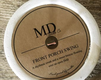Soy Candle: Front Porch Swing