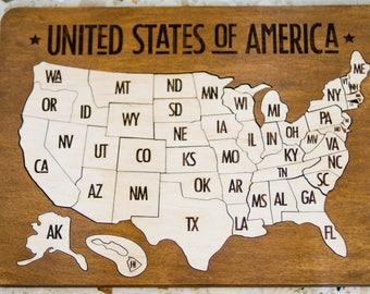 Us Map Puzzle For Kids melissa doug usa map floor puzzle 51 pcs 2
