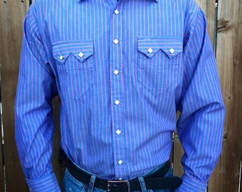 Rockmount Western Vintage Button Down Shirt
