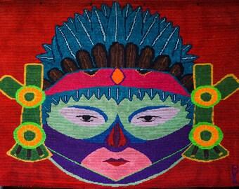 Aztec Warrior.