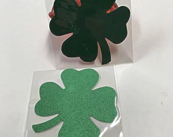 Nipple Pasties - St Patricks Day Nipple Pasties - Breast Petals - Nipple Covers - OilPatchBurlesque