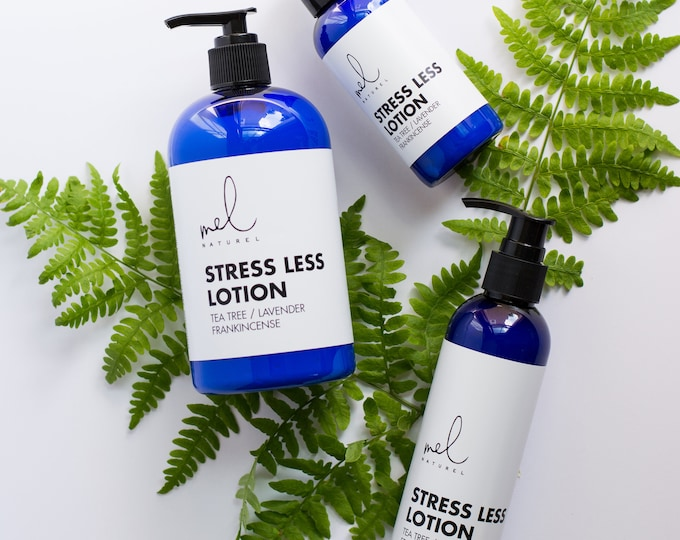 Hand & Body Lotion - Relaxation and Stress Relief
