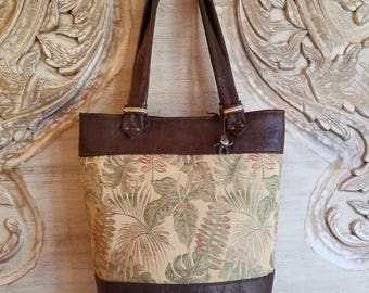 Handmade Hawaiian Tropical Purse