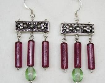 """Roman earrings """"Junia"""""""