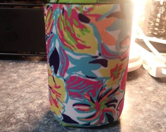 Lilly pulitzer Inspired cozies
