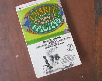 Charlie and the Chocolate Factory by Roald Dahl illustrated by Joseph Schindelman Willy Wonka