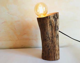 Abat-Jour in Cork wood