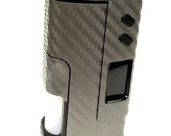 Sigelei Fuchai Squonk Carbon Fiber Gray Textured Skin