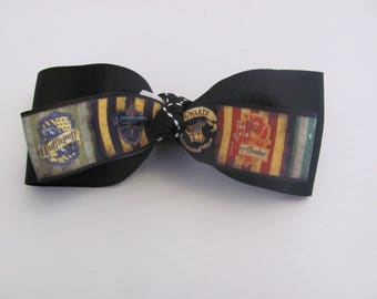 Dog Collar Harness Bow Movie style Large Houses