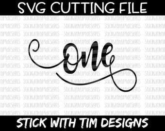 One svg First Birthday Svg Birthday Svg One Birthday svg PNG svg files for Silhouette Cameo svg files for Cricut SVG Designs girl birthday