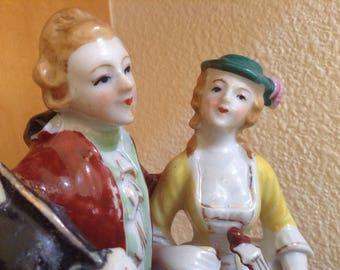 Vintage Figurine / Occupied Japan
