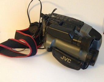 15%OFF JVC Compact VHS Gr-Ax25 Camcorder - vintage collectible camera