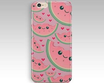 Pink Watermelon Google Pixel 2 case Google Pixel 2 XL case One plus 5 case One plus 5t case One plus 3t case Google Pixel case Pixel XL case
