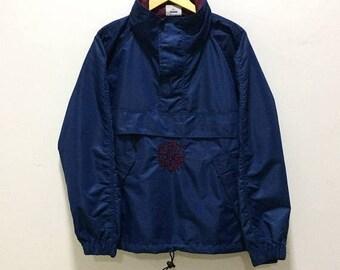MEGA SALE Vintage Plengty Tough Sport Windbreaker Jacket Hip Hop Fashion Swag
