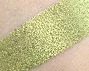 Green Chicago  - Mineral Eye Shadow 5g Jar loose eyeshadow Vegan Natural Mineral Mica Makeup Cruelty Free
